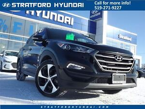 2016 Hyundai Tucson Premium 1.6 w/HSW | ALL WHEEL DRIVE | TURBO