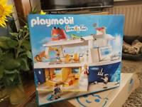 Playmobil.luxury ship.New