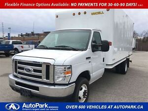 2015 Ford Econoline 16 FT CUBE VAN | ONLY 26443KM | QUICK SELLER