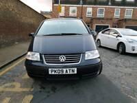 2009 Volkswagen sharan 1.9 diesel