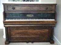 FREE PIANO - Needs Repairing / Tuning