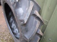 Tractor Tyres 11.2 - 28, suit grey Fergy etc
