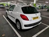 Peugeot van 1.4hdi