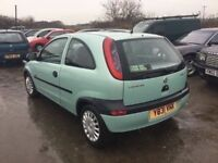 AUTOMATIC VAUXHALL CORSA IN LOVELY CONDITION AUTOMATIC LOVELY DRIVER WELL LOOKED AFTER MOT HISTORY