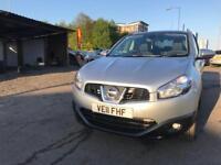 Nissan Qashqa, new mot, included 6 month Waranty, diesel 2.0