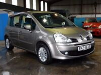 2011 renault grand modus 1.5 dci dynamique only 65000 miles only 330 a year tax