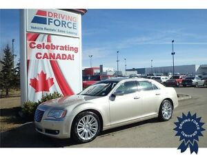 2012 Chrysler 300 C Rear Wheel Drive - 40,972 KMs, 5 Passenger