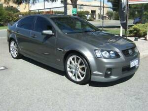2010 Holden VE Commodore SSV Redline V8 Sedan Malaga Swan Area Preview