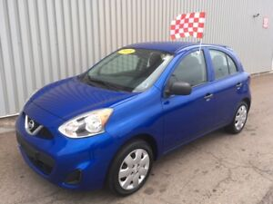 2015 Nissan Micra S MANUAL EDITION HATCHBACK WITH GREAT VALUE...