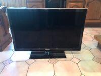 "Samsung 40"" TV LED-LCD, flat screen 1080p HD"