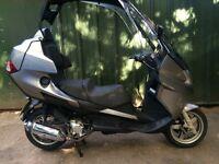 Benelli scooter 200 Adiva