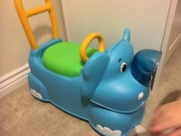 Little tikes elephant push along