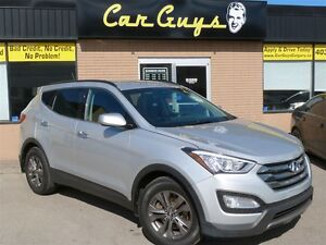 2013 Hyundai Santa Fe Sport 2.4 Premium - Heated Seats & Wheel,