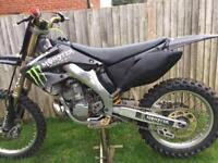 Cr 250 02 ready to race! full fmf exhaust, oversized rads not crf/ktm/kxf yz yzf 450