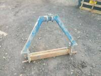 Tractor three point linkage a frame £60