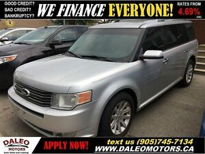 2009 Ford Flex SEL | AWD | LEATHER | HEATED SEATS