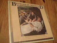 Vinyl - 33rpm Brideshead Revisited 1981