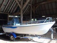 Terhi Nordic 6020 Boat
