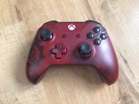 Gears of War 4 Crimson Omen Limited Edition - Xbox One Controller