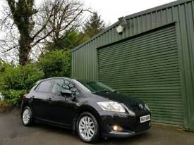 OCT 2008 TOYOTA AURIS 1.4 VVT FINANCE AVAILABLE !!!