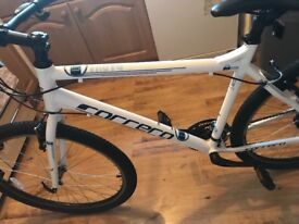 Carrera limited edition bike excellent condition