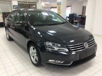 2011 61 Volkswagen Passat TDI 2.0 Bluemotion DSG Automatic low mileage