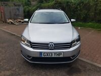2013 Volkswagen Passat 1.6 TDI BlueMotion Tech S 5dr Manual @7445775115