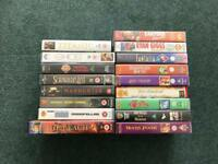 Job lot of assorted VHS videos including some Disney films