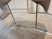 Vanity mirror for bedroom dressing table