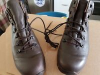 ladies Brasher walking boots