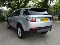 Land Rover Discovery Sport TD4 SE TECH (silver) 2016-11-30
