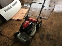 For Sale In Good Condition Mountfield SP533 Petrol Lawnmower