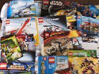 LEGO KITS, HUGE AMOUNT ,JOB LOT
