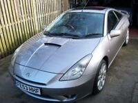 TOYOTA CELICA T-SPORT (SUNROOF) - GREAT CONDITION (Full Toyota dealership history)