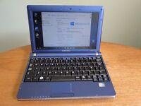 Samsung mini laptop computer