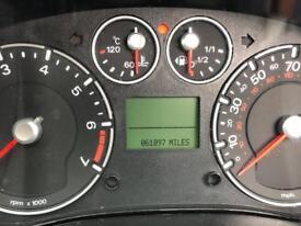 Ford Fiesta zetec 1.4l