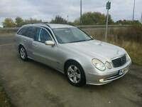 Mercedes-Benz 270 CDI,Class E,Silver Metailc, Mint Condition