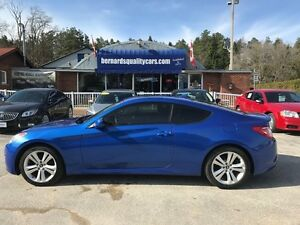 2010 Hyundai Genesis Coupe 2.0T | ONE OWNER | HEATED LEATHER | S