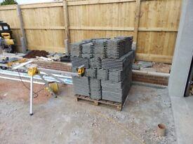 450 Marley Ludlow Plus Concrete Roof Tiles Greystone