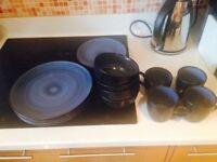Dark Blue Dinnerware set (15 pieces)