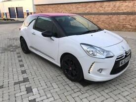 2012 '62' Citroen DS3 airdream E-Hdi