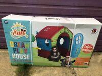 Indoor / Outdoor playhouse