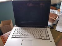 Toshiba laptop for sale. Without hard drive