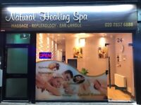 NEW MASSAGE SHOP OPEN ,OPENING PROMOTION £40 ONE HOUR FULL BODY MASSAGE NEAR ANGLE STATION
