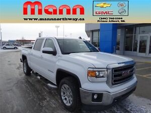 2015 GMC Sierra 1500 SLE - Remote start, Cruise control, Z71, Al