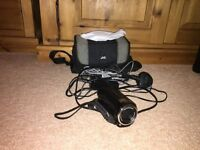 JVC Everio Camcorder - Includes Camera Bag
