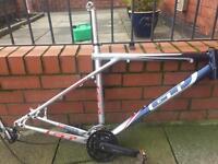 Mountain bike frame Gt aggressor xc3 £50ono