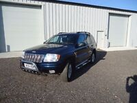 Jeep Grand Cherokee 2.7 CRD Limited Auto 2002