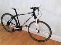 Scott hybrid mountain bike/road bike