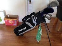Dunlop Lightweight Golf Bag